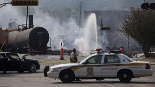 200 People Still Missing After Train Explosion In Canada TORONTO – A train that reportedly 'took off' on its own, derailed and exploded in Lac-Mégantic in Québec (Canada), left the town with destruction and death and still 200 people missing, according to authorities. - See more at: http://www.nodeju.com/10472/200-people-still-missing-after-train-explosion-in-canada.html#sthash.DWQEfc6Y.dpuf
