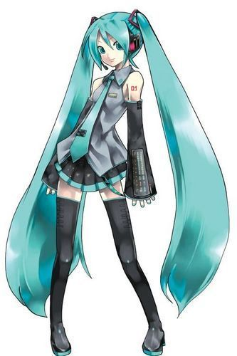 Pop star Hatsune Micu, 3D hollographic image vocaloid, has sold out tickets to 4 concerts in Tokyo for $76 each. Makes me think of childhood when kids get their parents to spend on front row tickets to see Disney musicale, Barney and Friends.