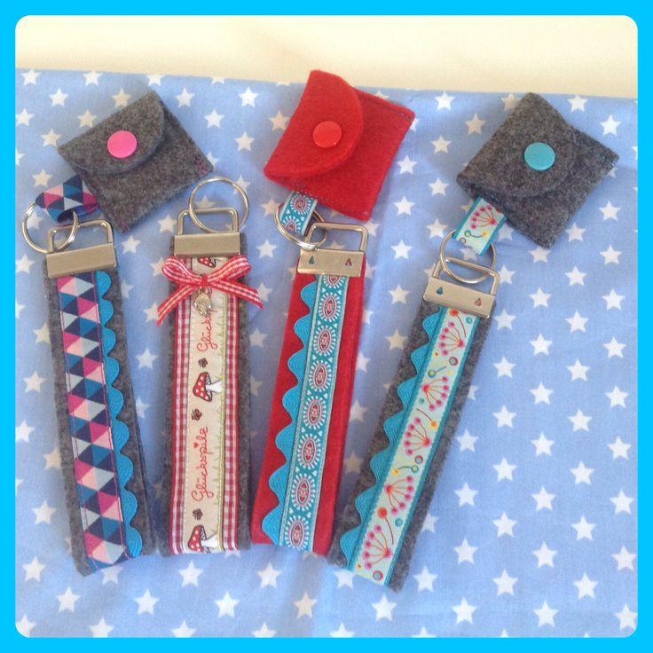 My handmade Keyrings