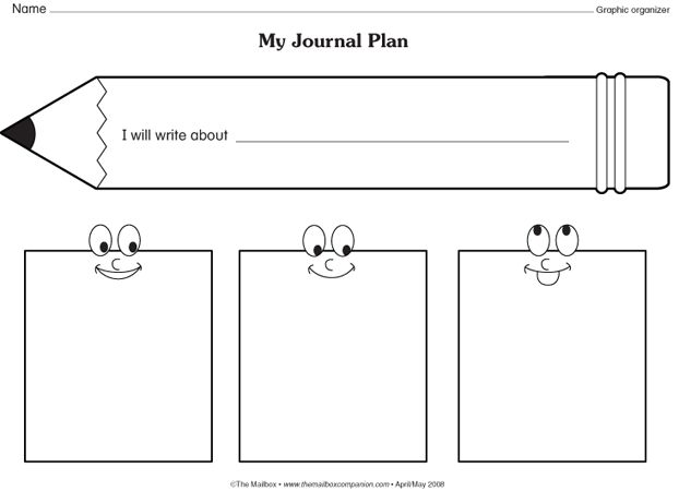 Free Printable Graphic Organizer Worksheets