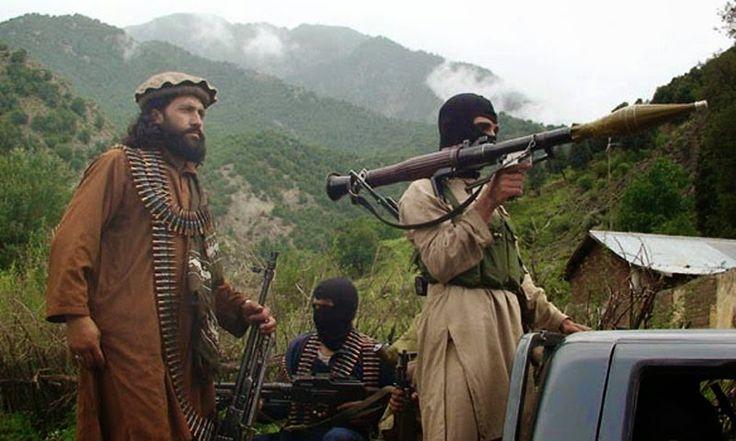 Islamabad4u: Jets firing in Wazirstan, 13 terrorists were kille...