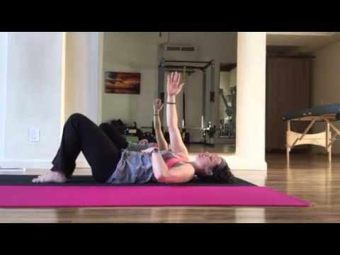 Some lower thoracic spine mobility ideas