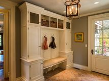 Get a Mudroom Floor That's Strong and Beautiful Too