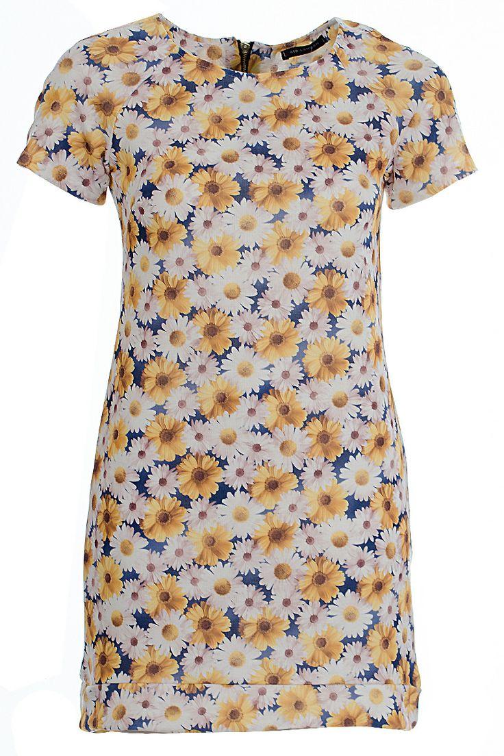 http://www.fuchia.co.uk/mellie-daisy-print-shift-dress.html