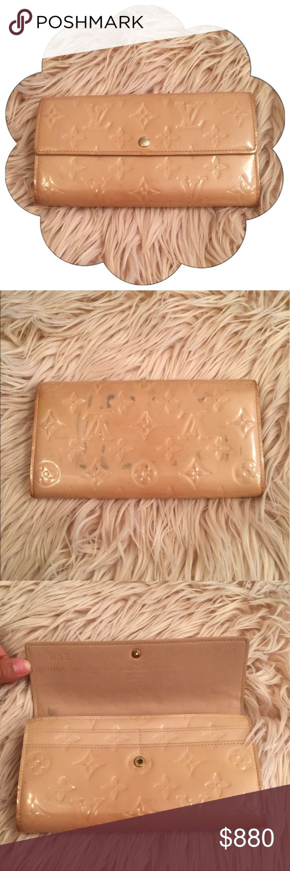 Authentic Louis Vuitton Vernis Wallet 100% Authentic Louis Vuitton : Pre-loved : Date Code TS0110 : Fully functional Louis Vuitton Bags Wallets