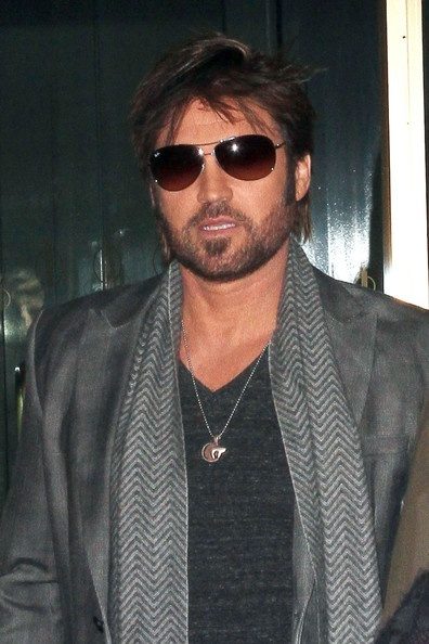 Billy Ray Cyrus Photo - Billy Ray Cyrus Out in NYC