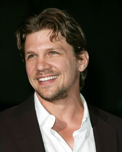Marc Blucas [Irresistible Blueberry Farm; Necessary Roughness; Buffy]