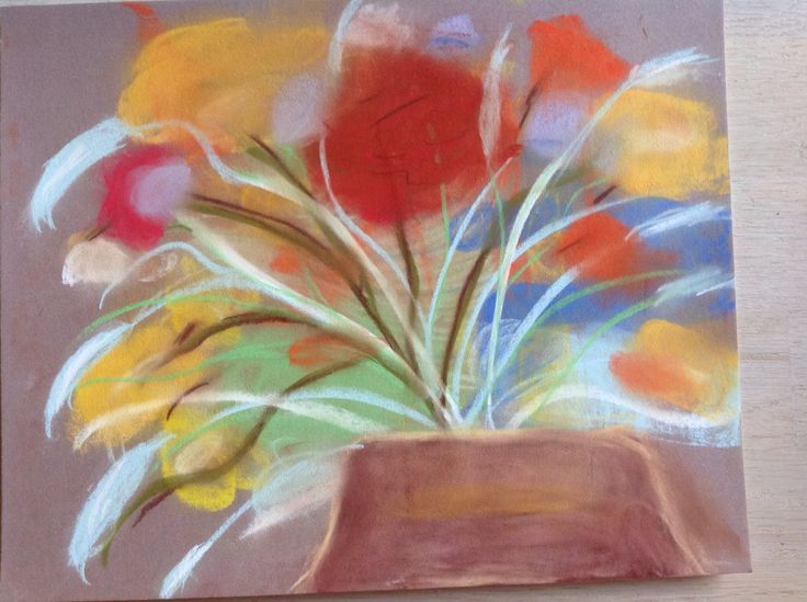 Tulip by Lisbeth Watkins