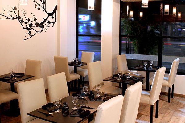 Kokoro Sushi Restaurante abrió sus puertas en Palermo - http://www.femeninas.com/kokoro-sushi-restaurante-abrio-sus-puertas-en-palermo/