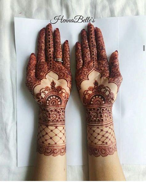 "0 Likes, 1 Comments - imehndi.com (@imehndicom) on Instagram: ""Unique Mehndi design for hands by @hennabelle Follow artist #repost #mehndi #mehndilove #henna…"""