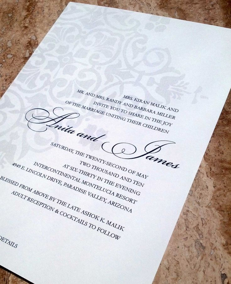 wedding invitation card format marathi wording%0A A great article with a brides personal experience planning a wedding  without her late father
