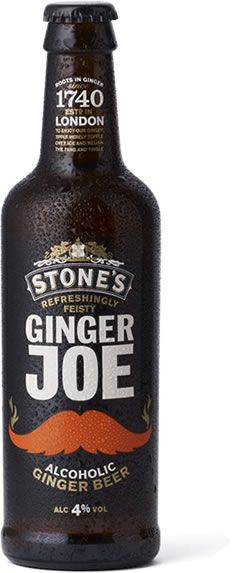 Ginger Joe beer mxm
