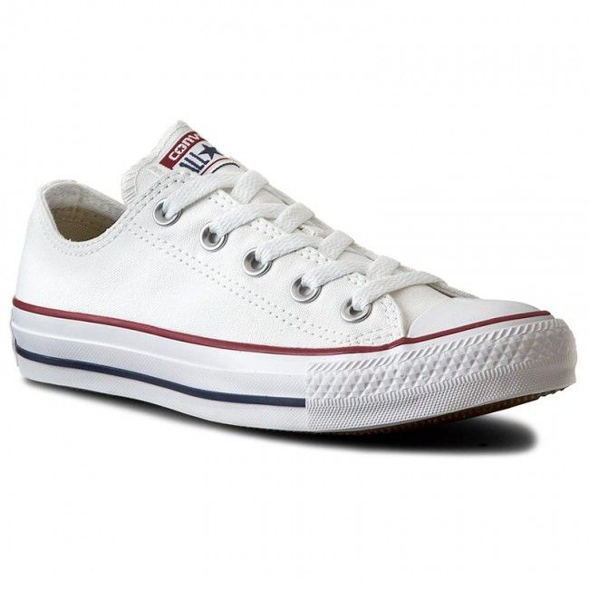 Trampki CONVERSE - All Star Ox M7652C Optical White