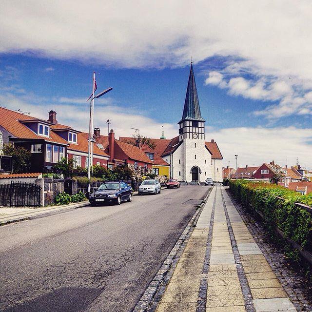 Sct. Nicolai Kirke, Rønne #sctnicolaichurch #sctnicolai #kirche #church #bornholm #denmark #danmark #dänemark