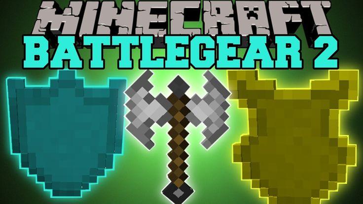 Minecraft Mods: Battlegear 2 Mod | 1.6.4