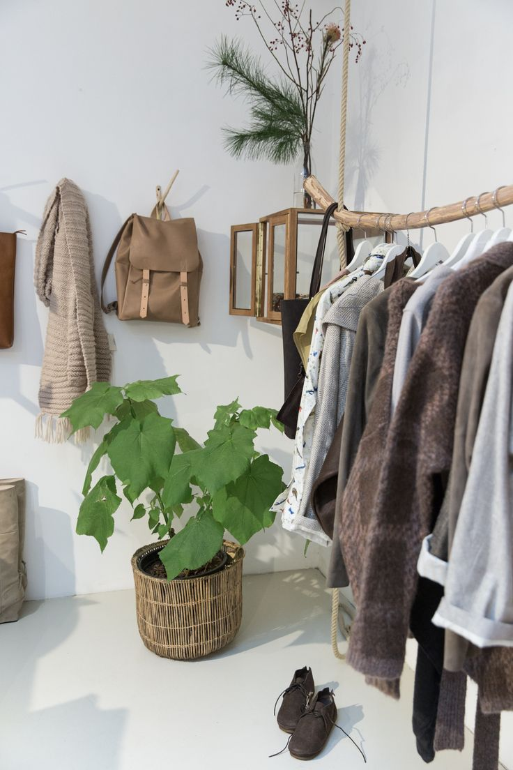 a wonderful mix of casual fashion and cozy interior items? yes please to this amsterdam boutique.