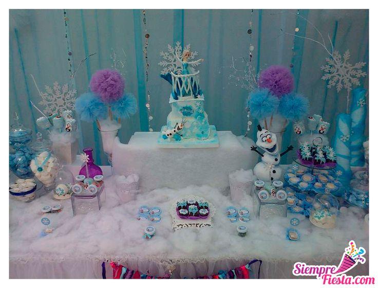 43 best images about fiesta de frozen on pinterest - Todo para tu fiesta infantil ...