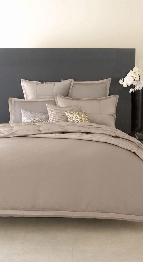 donna karan platinum bedding collection
