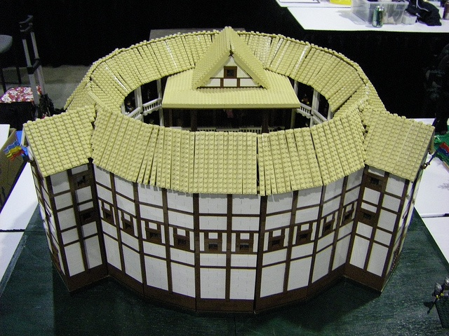 Globe Theatre By DJColwell Via Flickr