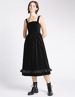The Vicar Dress