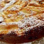 Συνταγη για μια ταρτα μηλου με κανελα!!