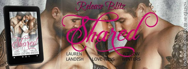 JB's Book Obsession : Release Day Blitz: Shared by Lauren Landish / Bell...