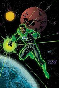 John Stewart- Green Lantern