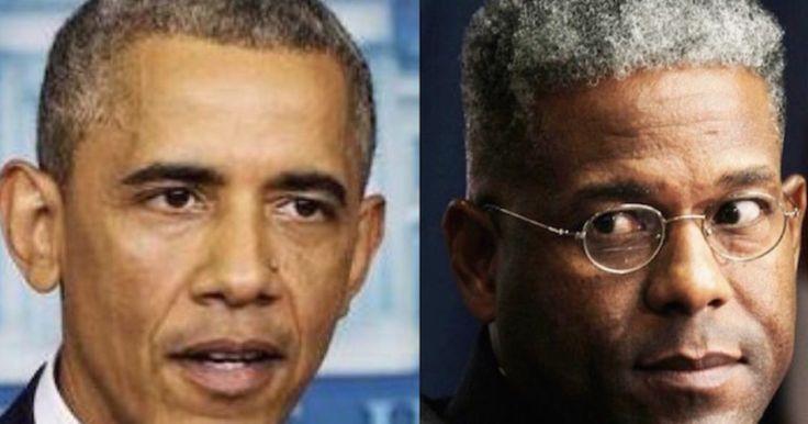 Allen West: Mr. President, you've just crossed the line