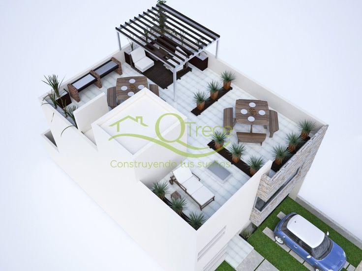Casa Roof Garden | Queretaro es mi casa