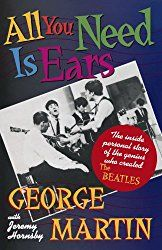 "There are a lot of authentic reasons why Sir George Martin is referred to as the 5th Beatle…and they're all contained with the pages of his book, ""All You Need Is Ears: The inside…"
