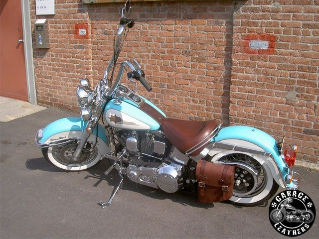 Two Tone Motorcycle Paint Jobs