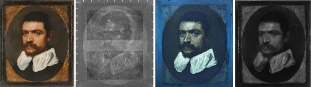 Nuclear technology reveals hidden secrets of great artworks:  Hamilton researcher Brandi Lee MacDonald helps uncover what the human eye can't see (CBC News 18 September 2015)
