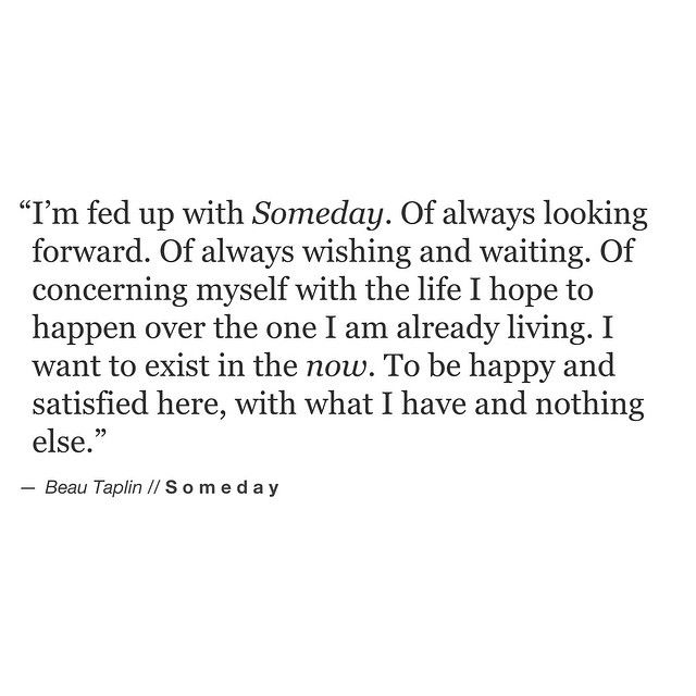 Beau Taplin | Someday