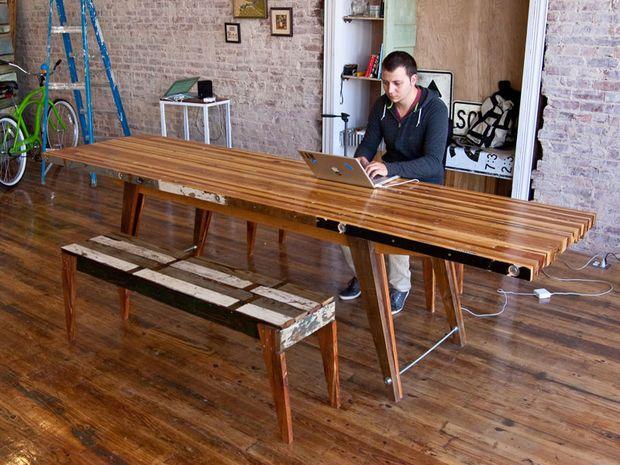 geweldige tafel!