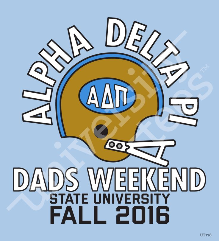 Dads Weekend Apparel is a Must I Apparel Designs | Custom Greek Apparel | Sorority T-Shirts | Sorority Shirt Designs I Greek T-shirts I Greek Life