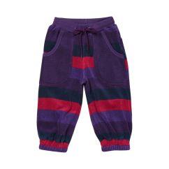 ej sikke lej Terry Striped Pants