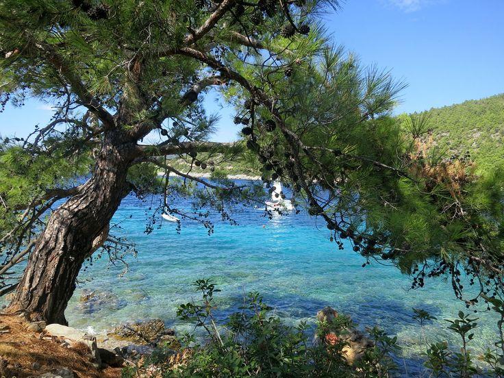 Bodrum, Turkiet #Turkey #Turkiet #Bodrum #Travel #Vacation #Semester #Resa #Resmål #Sea #Hav #Beach #Strand