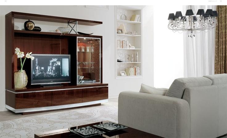 Alf Uno Garda Entertainment Unit Floor Sample Sale Modern Furniture Contemporary