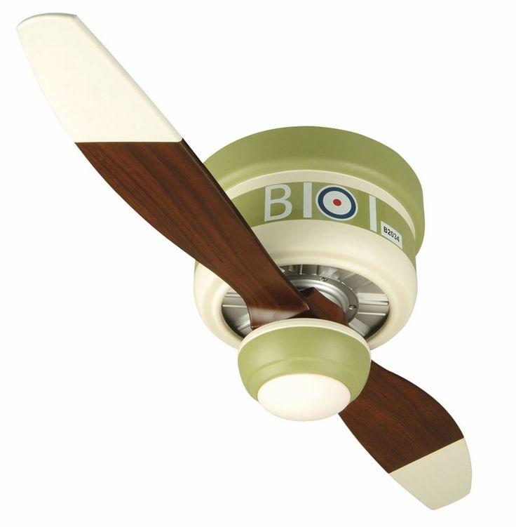 25 best ideas about airplane ceiling fan on pinterest Boys bedroom ceiling fans