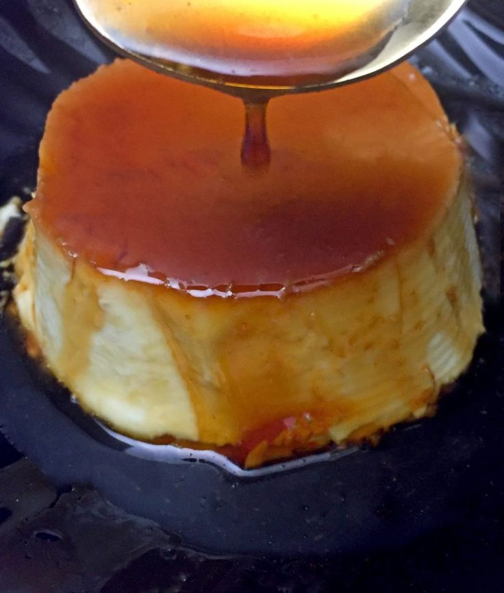 Crème Caramel Recipe. Crème Caramel is meant to be smooth and oh so creamy but not heavy, it's not heavy like a cheesecake. It's almost light but it's creamier than any flan.It's a favourite in my family, this is just like my mom used to make #dessert #recipe #cremecaramel #decadent #delicious #caramel