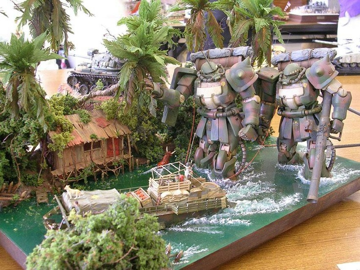 14 Best Images About Awesome Dioramas On Pinterest