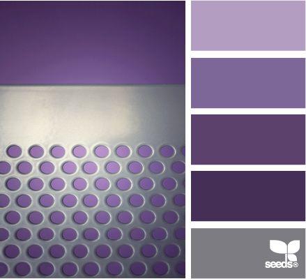 Purple Tones - http://design-seeds.com/index.php/home/entry/purple-tones
