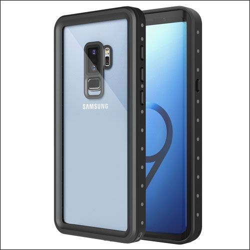 cheap for discount 36d13 58a46 Best Galaxy S9 Plus Waterproof Cases : Use Samsung S9+ Underwater ...