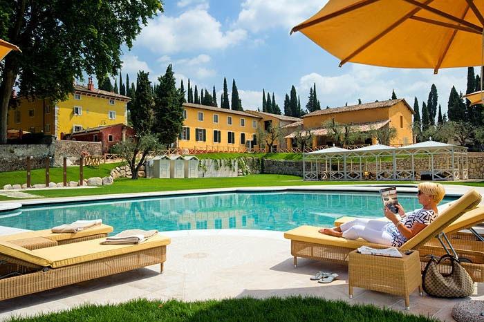 Relais Villa Cordevigo, Cavaion Veronese.