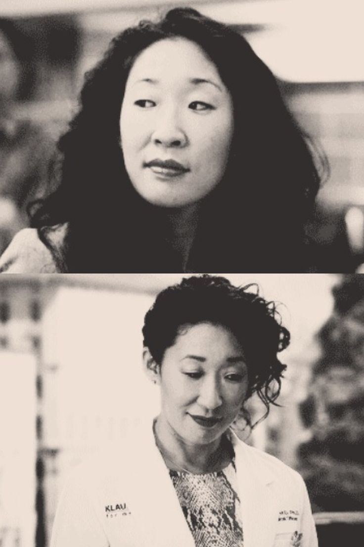 first appearance last appearance couldn't be any more proud of how much Cristina has grown these past 10 seasons