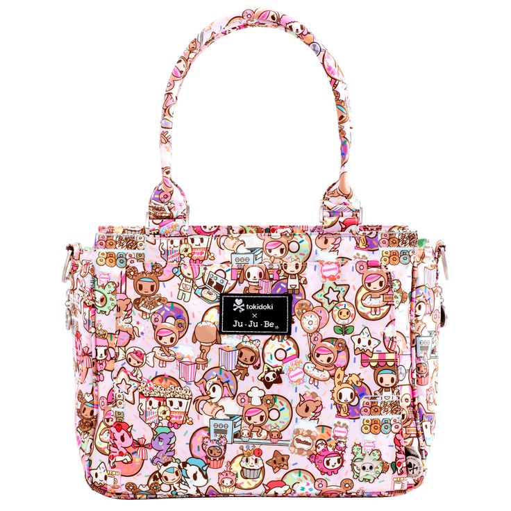 Ju-Ju-Be x tokidoki Donutella's Sweet Shop Be Classy! ~ €129,95/£109.50