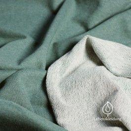 Bio-Stoffe von Lebenskleidung, alles GOTS zertifiziert und damit garantiert giftfrei und unter vernünftigen Bedingungen produziert.