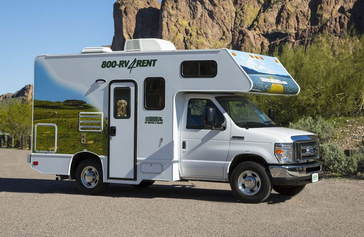 Cruise America: Compact RV Rental Model