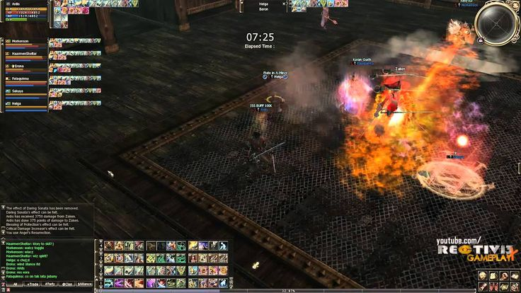Lineage II: Goddess of Destruction Gameplay - Pierwsze wrażenia