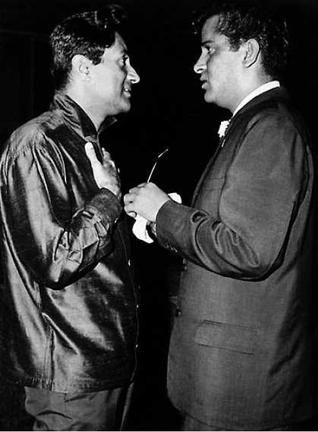 Day 29: The most stylish actor - Dev Anand (1923 - 2011) and Shammi Kapoor (1931 - 2011) Today again is a day where there's not only one person to choose. Today it is about Dev Anand and Shammi Kapoor...